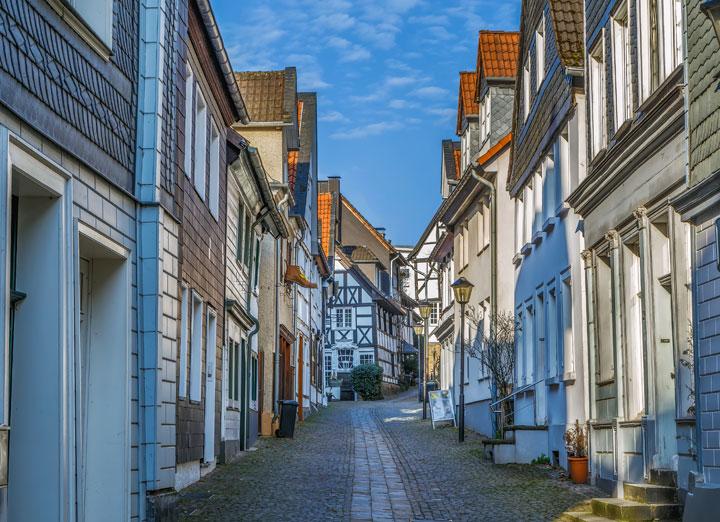 Kettwiger Altstadt - REITNER KINSCHER Rechtsanwälte Fachanwälte Notar - Essen Kettwig