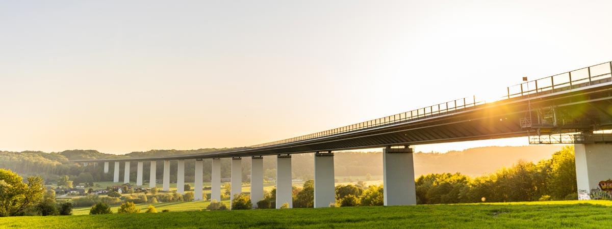 Ruhrtalbrücke - REITNER KINSCHER Rechtsanwälte Fachanwälte Notar - Essen Kettwig